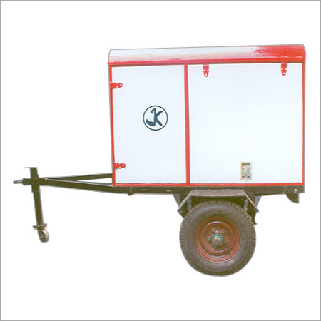 Mobile Transformer Oil Purifier
