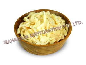 Dehydrated White Onion Kibbles