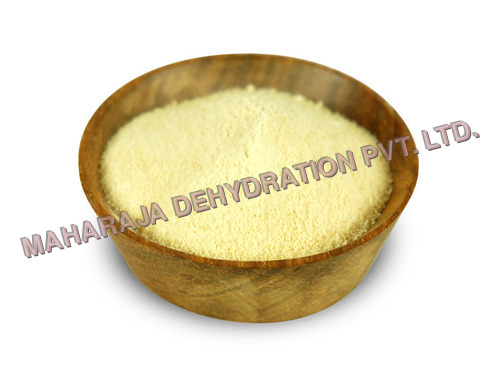Dehydrated White Onion Fine Granules