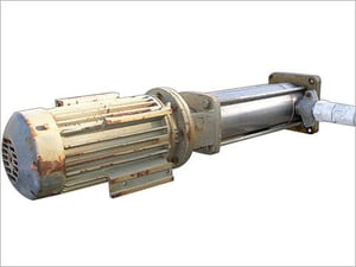 Vertical Turbine Pump Motor