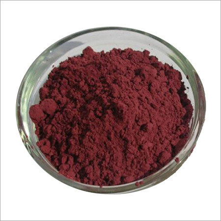 Iron Red Pigments