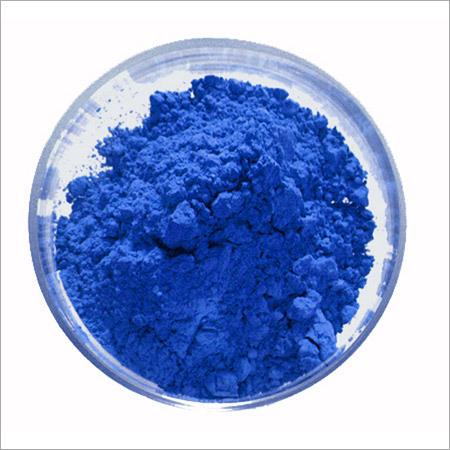 Cobalt Blue Pigments
