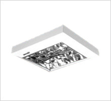 Surface Mounting Mirror Optic Fixture