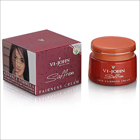 Skin Fairness Cream Saffron
