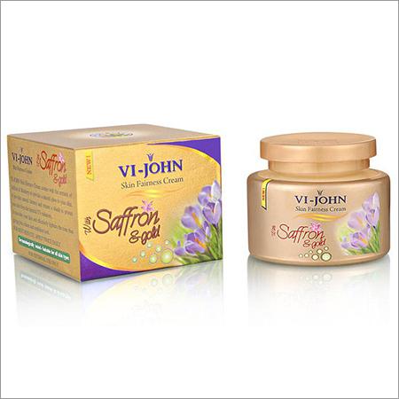 Skin Fairness Cream Saffron & Gold