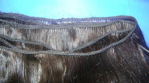 MACHINE WEFT WAVE HAIR