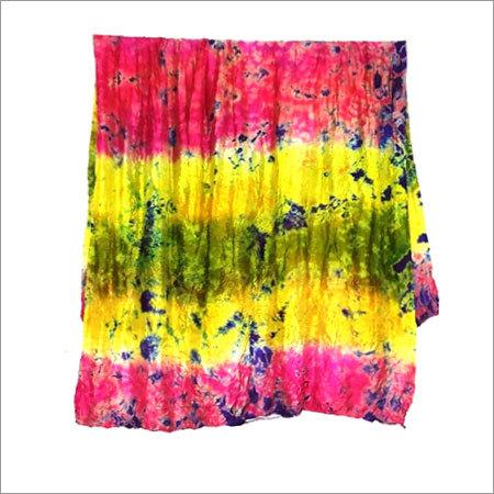 Silk and Hand block Printed Scarfs