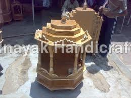 Woden Temple Design