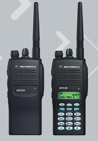 Two Way Radio GP328 GP338