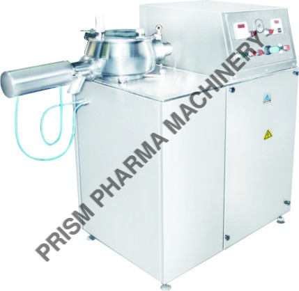 Lab Scale Rapid Mixer Granulator