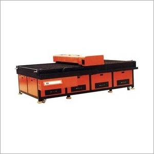 Laser Flat Bed Cutting Machine