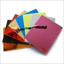 Acrylic Mirror Color Sheets