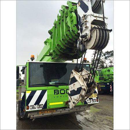 Hydraulics Truck Mounted Cranes