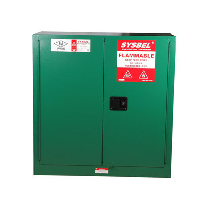 Safety Storage Cabinets for Pesticides (30 Gal)