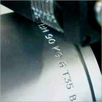 Laser Rolling Marking Samples