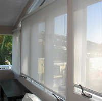Solar Screen Roller Blinds