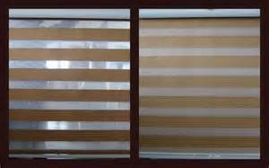 zebra sheer blinds