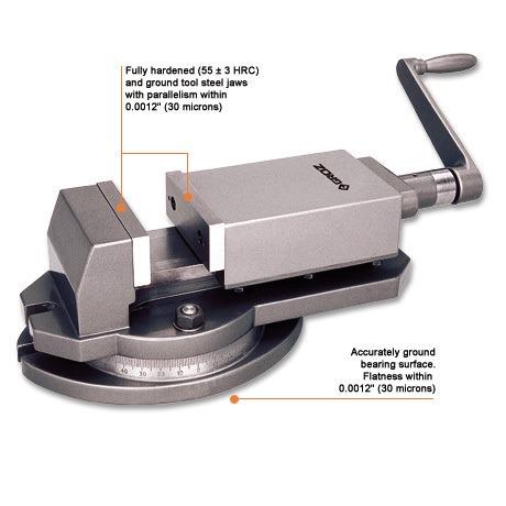 Milling Machine Vice - Super Precision