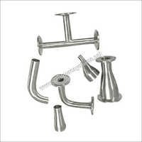 SS Tri Clamp Fittings