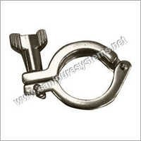 Tri- Clamp Fitting, SS Tri Clamp Fittings, Steel Tri Clamp