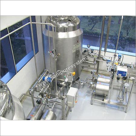 Purified WFI Water storage & Distribution System