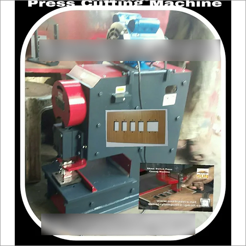 Switch Press Cutting Machine