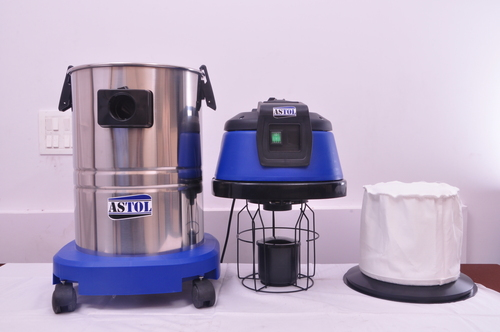 ASTOL VACUUM CLEANER FOR HOTELS