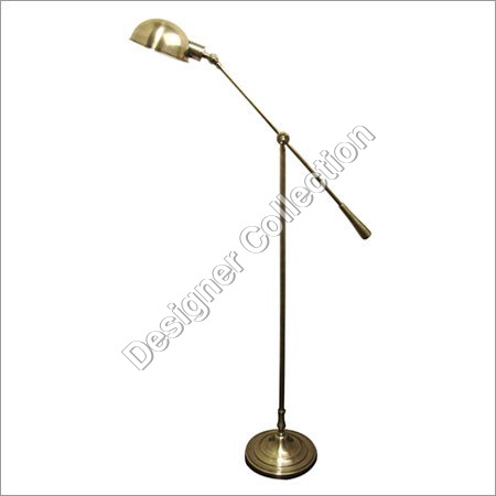 Antqiue Brass Lamp