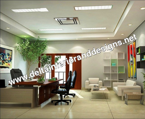 Office Interior Turnkey Projects