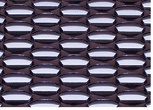 Aluminum Expanded Wire Mesh Facade