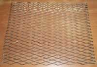 Crimped Wire Expanded Mesh