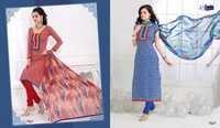 Blissfull Printed Salwar Kameez