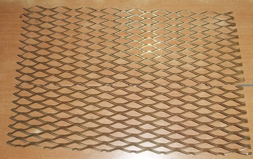 Copper Wire Expanded Mesh