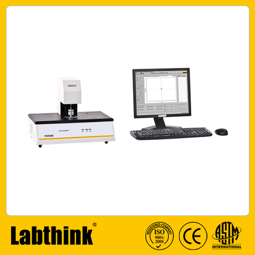 Digital Fabric and Textile Thickness Tester