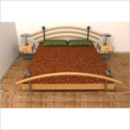 Mild Steel Folding Bed With Powder Coating