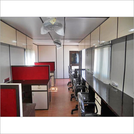Custom Portable Office