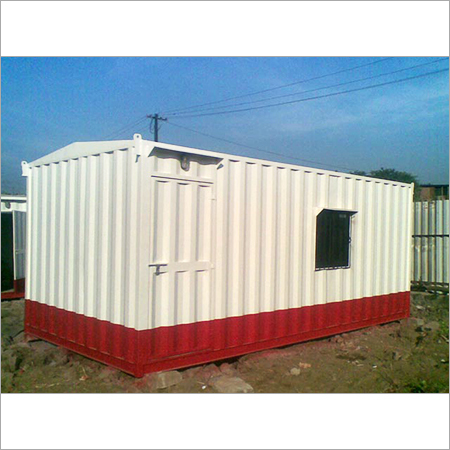 Portable Metal Cabins