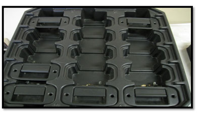 Vacuum Formed Packaging Trays