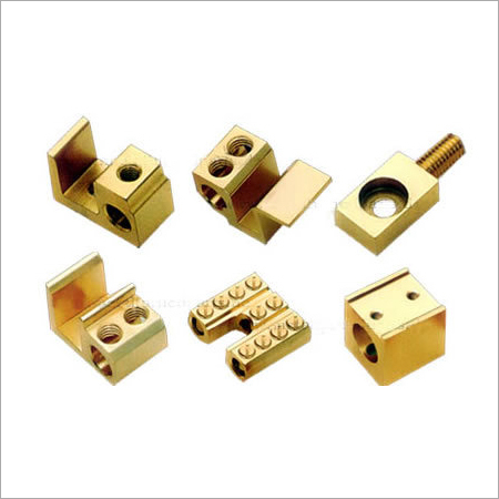 Brass Electrical Terminal