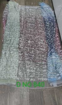 Fancy Glitter Net fabric