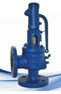Single Post Safety Valve