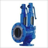 Double Post Safety Valve