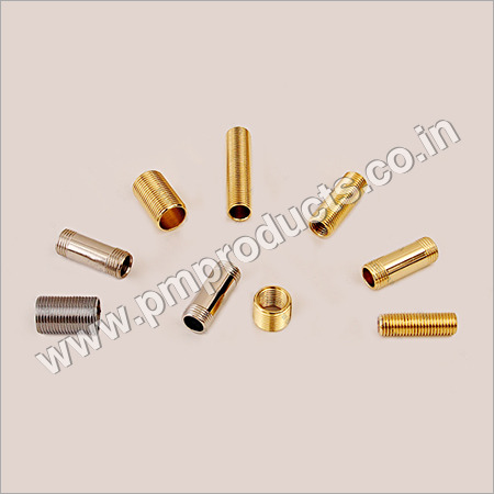 Brass Threaded Tubes Fittings