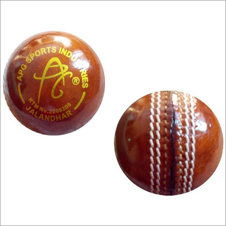 APG NATURAL CRICKET BALL