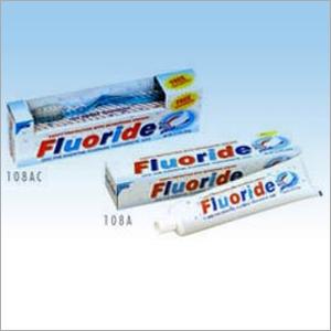 Fluoride Freshmint Toothpaste