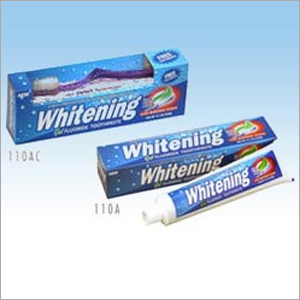 Whitening Baking Soda Gel Toothpaste