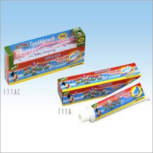 Kids Gel Toothpaste Bubblegum Flavour