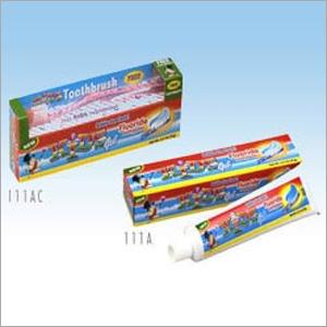 Kids Gel Toothpaste Bubblegum Flavour