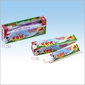 Kids Gel Toothpaste Strawberry Flavour