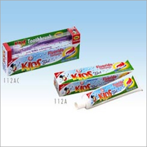 Kids Gel Toothpaste Strawberry Flavour